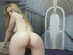 Bare Unexperienced White Czech Teenager