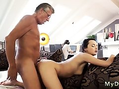 Old man youthfull anal rump What would you choose - computer