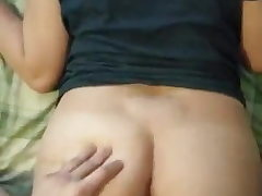 Amateur  couple having hump
