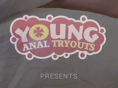 Young Anal Tryouts - Curious sex colleagues orgasm in a 69