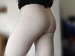 Move ass pantie line - part 3