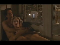 Sharon stone fuckfest scene and bum (from basic instint)
