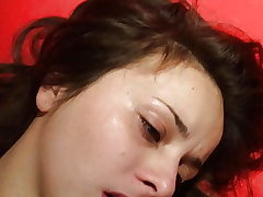 Cute real amateur sperm in facehole Russian very young girl