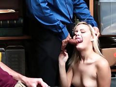 Short hair blonde honey and mature gloryhole fuck Suspect